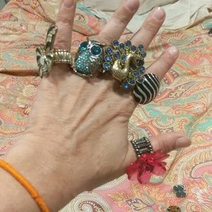 Costume jewelry sell all together